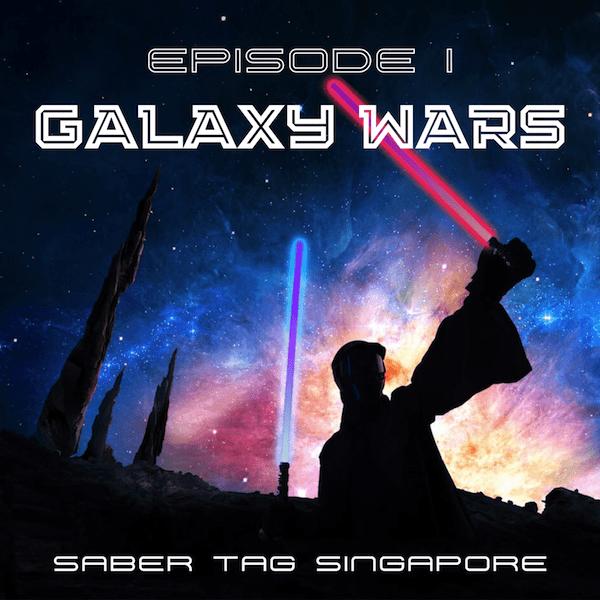 saber tag singapore - galaxy wars